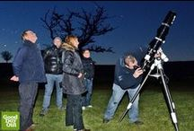 Stargazing & Astro-Photography in the Brecon Beacons / Have a Good Day Out stargazing with your very own professional astronomer for the evening in one of the world's few Dark Sky Reserves!