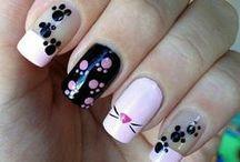 Nail art (La bellezza nelle unghie) / Ideas and tutorial