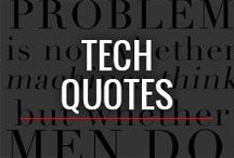 Tech Quotes / Quotes around Digital Advertising, Innovation, and the Marketing Industry as a whole
