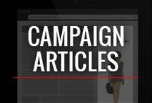 Campaign Articles / Creating industry leading campaigns