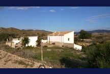 CT/12 Rural Property for Sale Antas, Almeria, Spain / Cortijo for sale Antas, Almeria. This lovingly restored cortijo is on top of a mountain yet nestled down within its own little valley, giving it both super elevated views and shelter...24km (27mins) to Mojacar Playa.  Such cortijos are a rarity in this area; being a rural property in good condition, set in such a beautiful private location, room for pool and yet close enough to amenities for under 100.000€. Please visit ref: CT/12 on www.rmbspain.com for more information and pictures.