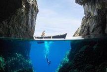 Scuba Diving Photography / Rad boats, sailing, ships, ocean & sub-aqua.