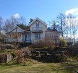 Oppussing / Jeg skal pusse opp et gammelt hus og trenger inspirasjon og ideer.
