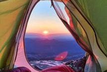 Wild Camping  / Exploring nature at it's wildest