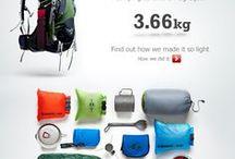 Backpacking Gear Ultralight