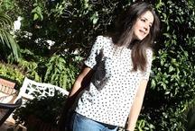 COSTURA Camisa, camisetas y blusas / Sewing blouse