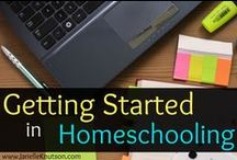 Homeschool / Tips, encouragement, curriculum, creative ideas and more for homeschooling.