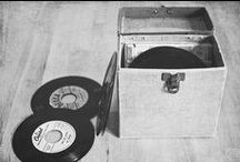 Vinyl  / Todo el mundo tiene alguna obsesión...