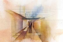 Architecture representation / by Almudena Lacalle