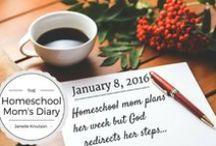 Top Homeschool Posts / My favorite homeschool posts all in one place!