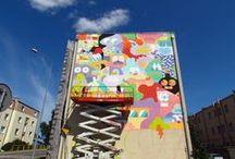 Traffic Design / Murale to wyjątkowe dzieła - nie są wieczne, więc warto je zobaczyć już dziś :)