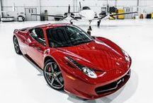 Fast & fantastic cars / My personal favorites.