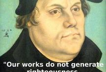 Reformation Day/Martin Luther