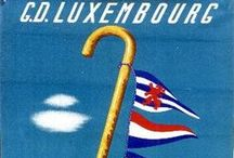 Luxembourg Vintage Posters