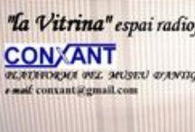 """La Vitrina"" RTV10 Sant Esteve Sesrovires (1ª Temporada) / Cada 15 dies parlem de les antiguitats"