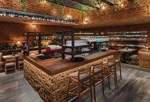 Bar/ Wine room / by Nilvia Cristina Niño