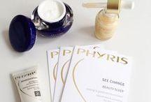 PHYRIS - Skin Care Concept / cosmetic, Kosmetik, face, body, Beauty, Skin care