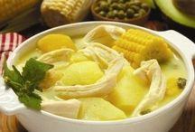 Colombian Food / by Nilvia Cristina Niño
