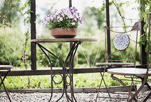 future home; garden