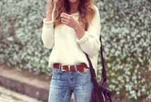 LOOK > Autumn / I think that i am a Fashionable addict !