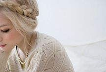 HAIR > Evening / Do you have a party ?? A wedding ?? Prepare your hair yourself ;)