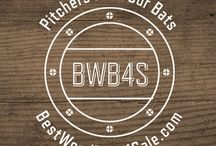 Turn Singles into Doubles and Doubles into Home Runs / The Best Wood Bats for Sale Wood And Composite wood bats on sale Baum, Powerwood, Sandlot Stiks, American Beech, KR3 Magnum Bats, If you like this you can purchase at woodbats4sale.com