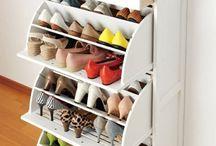 Organize - Storage ideas / by Nilvia Cristina Niño
