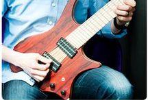 Ergonomic Guitars