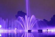 ♥ FONTÁNY  *  VODOTRYSKY ♥ / ♥ I voda může být krásná ♥