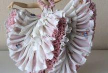 ♥ PORCELÁNOVÉ  * sošky - panenky ♥ / ♥ Dresden - Drážďany Německo * stoletá historie ve výrobě porcelánu, jak užitkový tak ozdobný. Vyrábí různé typy porcelánu, ale nejkrásnější je takzvaný krajkový. Jemnost a krása, která je typická pro tyto panenky ♥