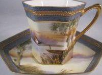 ♥ PORCELÁN * šálky na čaj ♥ / ♥ Sto různých chutí a sto různých vůní čaje, ve sto různých krásných šálcích ♥