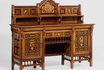 ♥ ANTIKVARIAT * nábytek ♥ / ♥ Krása a zručnost starých mistrů ♥