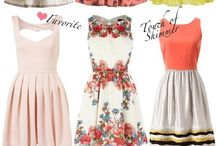 Dresses!!! / You are not a real girl until you own a dress!