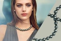 Dark Romance - UK / Mikimoto's South Sea cultured pearls are impressively large in size and come in a dazzling array of natural colours. Because of varieties in color, shape and size, it can take years to assemble a harmoniously matched strand. With over a century of experience to draw on, the skilled pearl sorters at Mikimoto are masters of the art.  http://www.mikimoto.co.uk/pearl-types/black-south-sea.html  / by Mikimoto