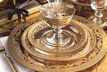♥ JÍDELNÍ sady ♥ / ♥ Pro vzácnou návštěvu, prostřeme tu nejkrásnější jídelní sadu ♥