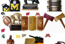 Big Ten Rivalries / Own your own piece of Big Ten Tradition. Starting at $18.