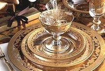 ♥ DEZERTNÍ * sklo * porcelán ♥ / ♥ Do šálku čaj i kávu nalijeme, na talíř zákusek i dort připravíme, pohár zmrzlinou naplníme, do skleničky víno nalijeme, na stůl kytku postavíme a návštěva může přijít už na ni s prostřeným stolem čekáme ♥