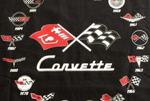 Chevrolet Corvette and Hot Car stuff / from the past to the future