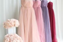Bridesmaids Dresses by Tuesday Couture / Bridesmaid Dresses, Chiffon Bridesmaid Dresses, Maxi Bridesmaid Dresses, Off Shoulder Bridesmaid Dresses, Sweetheart Bridesmaid Dresses, Pastel Bridesmaid Dresses  Shop Here > www.tuesdaycouture.com