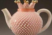 ♥ SKLO * konvičky ♥ / ♥ Tuhle pěknou konvičku, můžeme mít na čaj i kávičku ♥