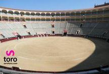 Madrid Bullfight / Entradas Toros Madrid. Plaza de toros de Las Ventas. Feria de San Isidro 2014. http://www.servitoro.com/Entradas-Toros-Madrid.html