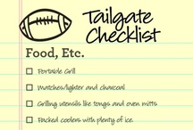Tailgating Must Haves