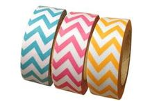 CHEVRON CRAZE! / Chevron is everywhere you look from clothing, furniture, shoes, home decor, beach bags, totes, baby bedding and we could  continue to list items for days!
