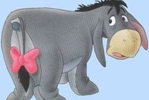 Eeyore---For U Know Who / by Bonnie Allinder