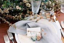 entertain beautifully / We love a good party, decorating and setting a table. This board is where we share our favorite finds. / by THE ORGANIZING STORE