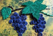 Quilled crafts / Its just amazing