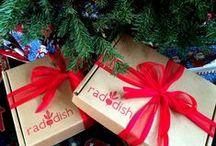 holiday: season's eatings / by Raddish Kids