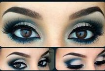 Makeup / Makeup ideas for eyes, lips, nails