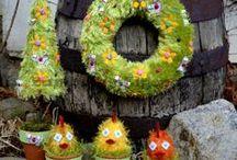 Příprava na Velikonoce - Easter Preparation