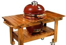 Saffire Grill & Smoker / We sell an American Made Grill & Smoker!